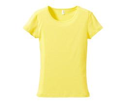 5490-04 6.2オンス フライスTシャツ(レディース)