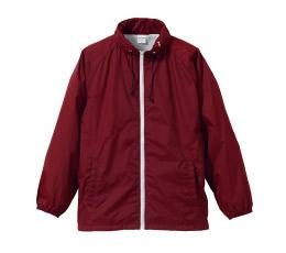 7056 ナイロンスタンドジャケット(フードイン)