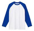 139-RLS 5.6オンス ラグラン長袖Tシャツ
