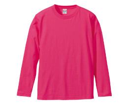 5010 5.6オンス ロングスリーブTシャツ