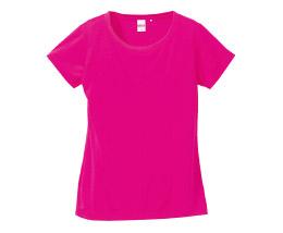 5088−04 4.7オンス シルキードライ ガールズXラインTシャツ(レディース)