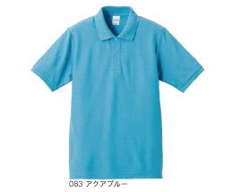 5190 6.2オンス ハイブリッドポロシャツ