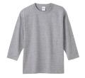 154-BQT 5.0オンス 7分袖Tシャツ